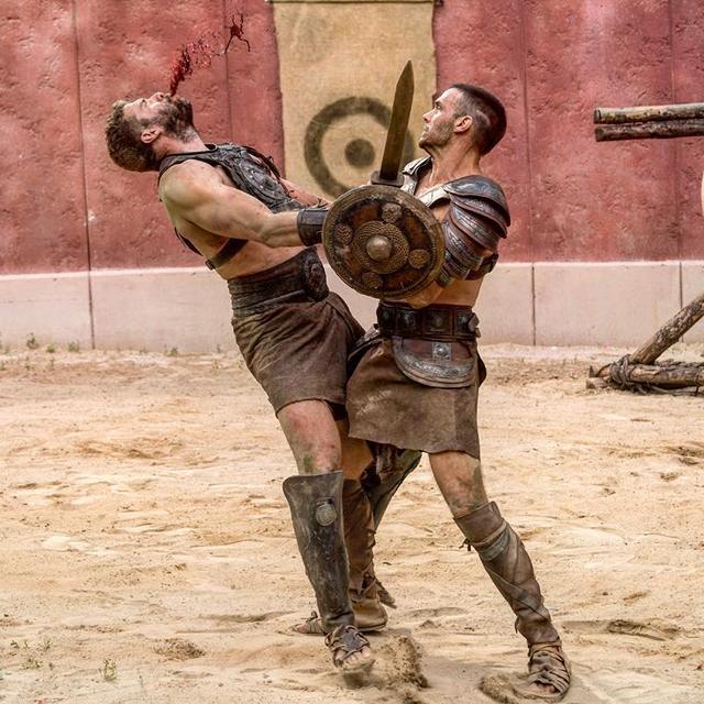 Eight Days That Made Rome Series Synopsis Joseph Millson
